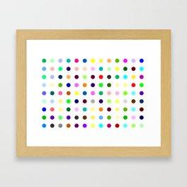 Phenazepam Framed Art Print