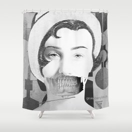 kintopp Shower Curtain