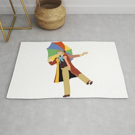 Sixth Doctor: Colin Baker Rug