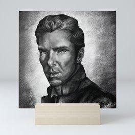 FanArt Benedict Cumberbatch by IlyArtDesign Mini Art Print