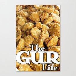 The GUR Life Canvas Print