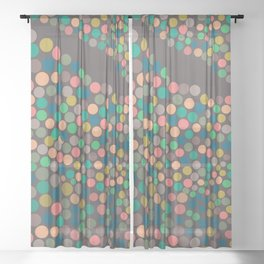 zappwaits Sheer Curtain