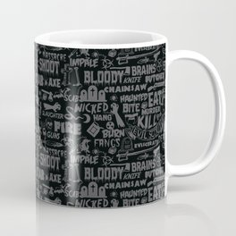 Evil Scout: Pattern 1 Coffee Mug
