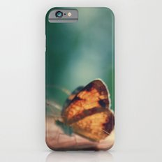 butterflyyyy iPhone 6s Slim Case