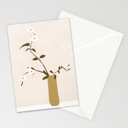 Flowers in the Vase Stationery Cards