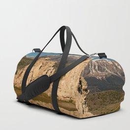 Mono Lake Reflections Duffle Bag