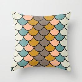 Autumn Chirp Throw Pillow