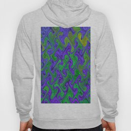 Blue and Green II Hoody