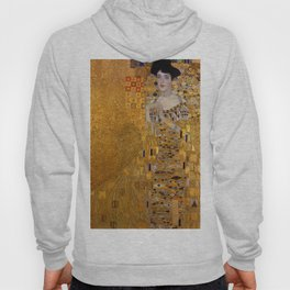 THE LADY IN GOLD - GUSTAV KLIMT Hoody