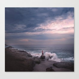 Lover's Rock Canvas Print