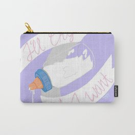 Spilt Milk - Stargazer Carry-All Pouch