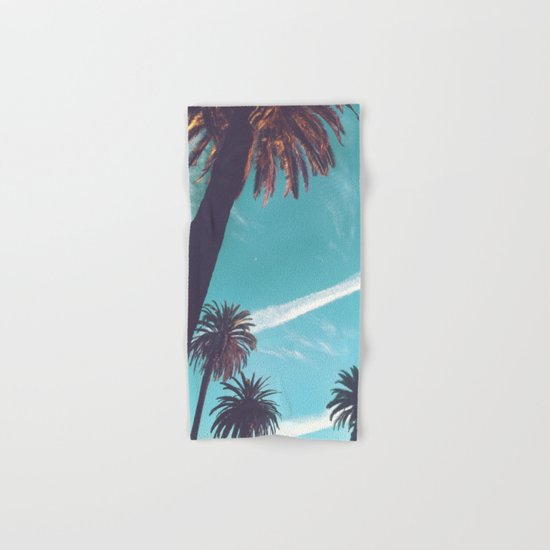 Palm Paradise Hand & Bath Towel