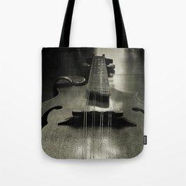 Mandolin tail Tote Bag
