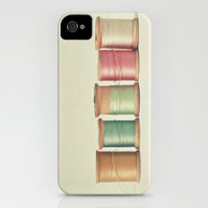 Five in a Row iPhone (4, 4s) Slim Case