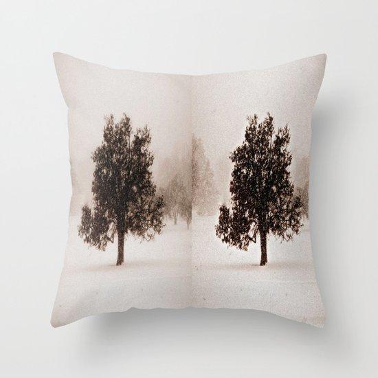 The Loner II Throw Pillow