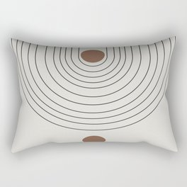 Balance III Rectangular Pillow