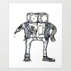 03/11/16 Art Print