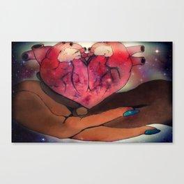 universal black love Canvas Print