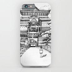Spirited Away Bathhouse Slim Case iPhone 6s