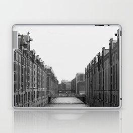 Hamburg Speicherstadt Laptop & iPad Skin