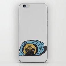 Snug as a Pug iPhone Skin