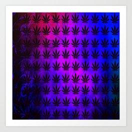 LED Indica Art Print