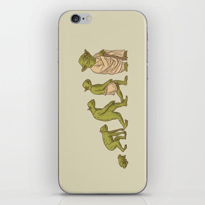 Yodalution  iPhone Skin