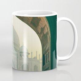 Taj Mahal, Agra, India. Coffee Mug