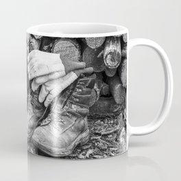 Manual Labor - Firewood 1 Coffee Mug