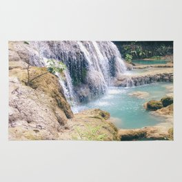 Waterfall Oasis Rug