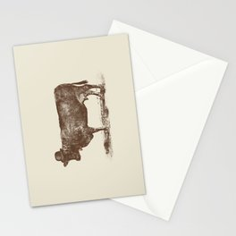 Cow Cow Nut #1 Stationery Cards
