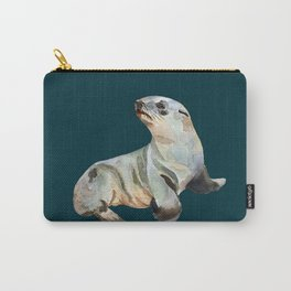 Fur seal Carry-All Pouch