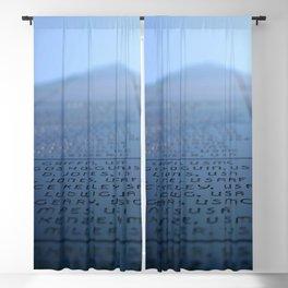 Oxnard Veterans Memorial Blackout Curtain