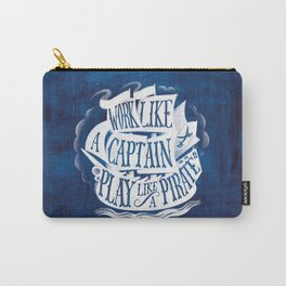 like a pirate Carry-All Pouch