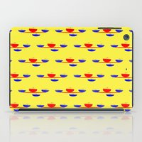 breakfast iPad Cases featuring Breakfast by lillianhibiscus