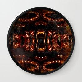 Devil's Den Wall Clock