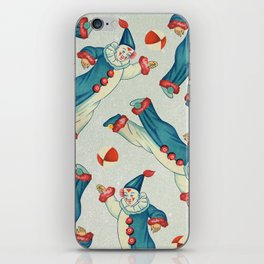 Christopher the Clown iPhone Skin