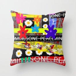 PMO Tape Class - GD's Case Version Throw Pillow