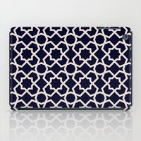 islam iPad Cases featuring Morocco by Patterns and Textures