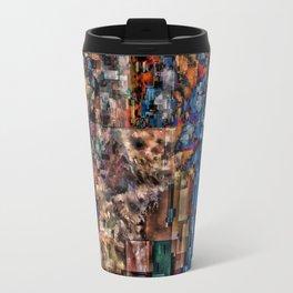 Wolf Puter Travel Mug