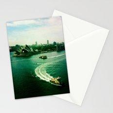 Sydney Harbour Opera House Stationery Cards