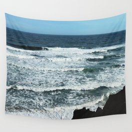 Rollin Waves Wall Tapestry