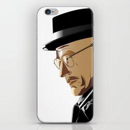 Breaking Bad: Heinsenberg iPhone Skin