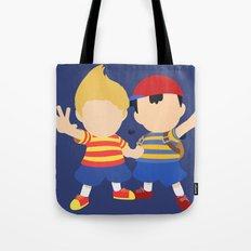 Ness&Lucas(Smash)Blue Tote Bag