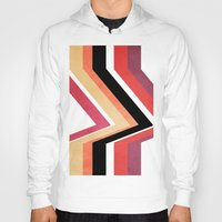 airplanes Hoodies featuring geometric   by mark ashkenazi