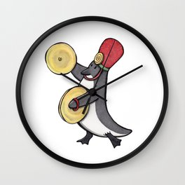 Lieutenant Gwynne Wall Clock