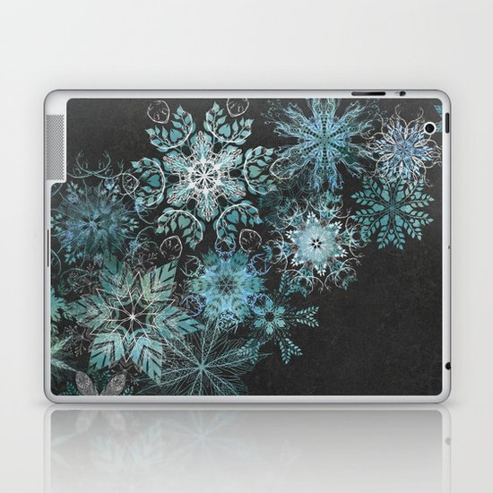 The Mountain Drift Laptop & iPad Skin