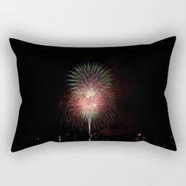 Fireworks make you wanna... (2) Rectangular Pillow