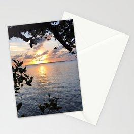 Sunset Key Largo Stationery Cards