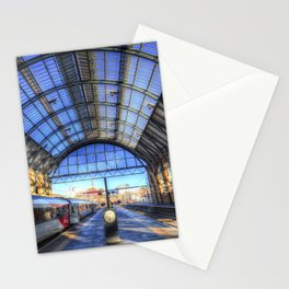 Kings Cross Station London Stationery Cards